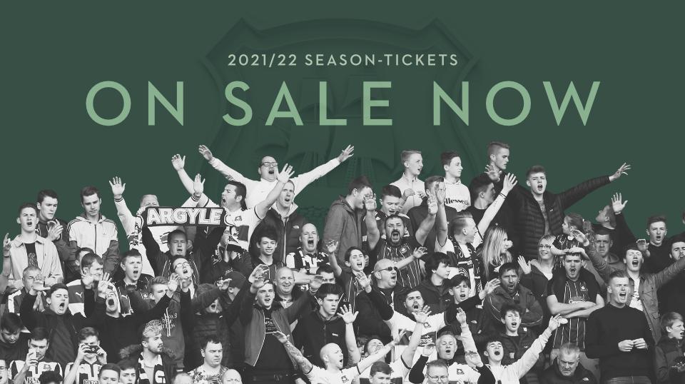 Season-Tickets On Sale Now