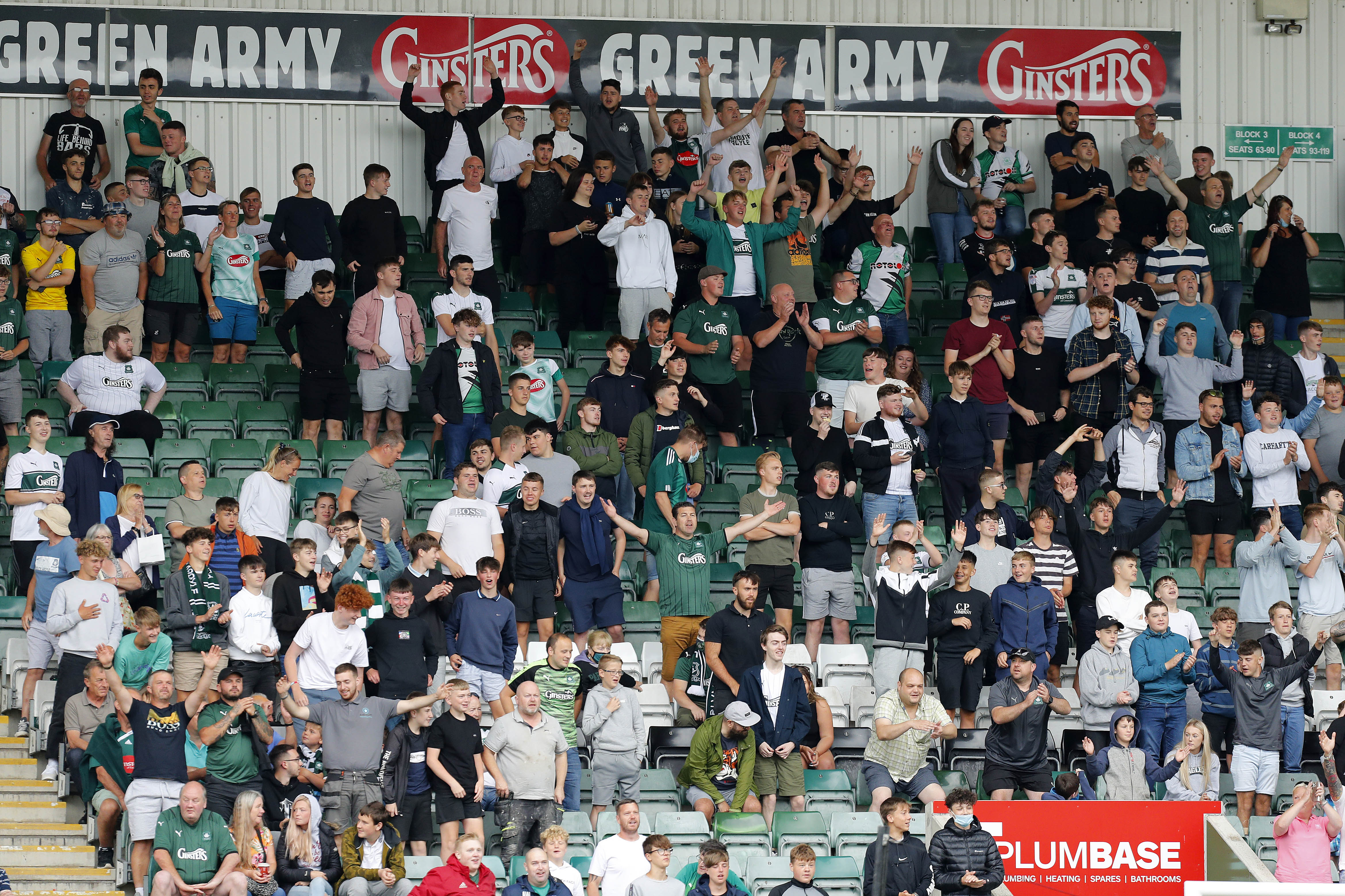 The Green Army