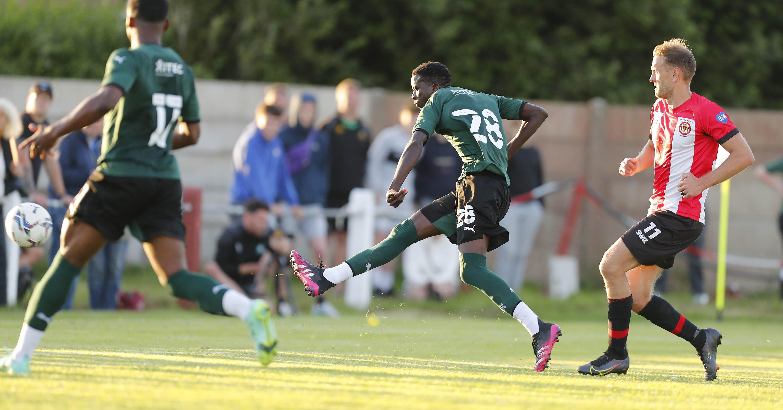 Panutche Camara scores