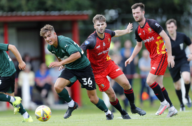 Report | Tavistock AFC 0-0 Argyle