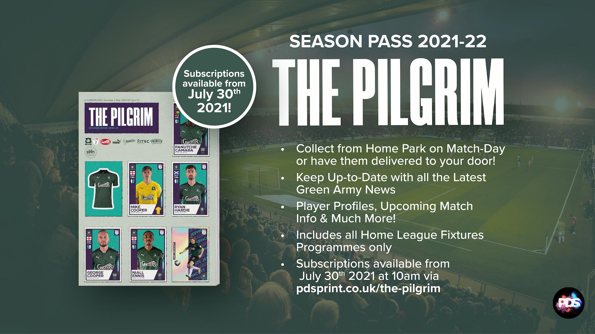The Pilgrim subscription