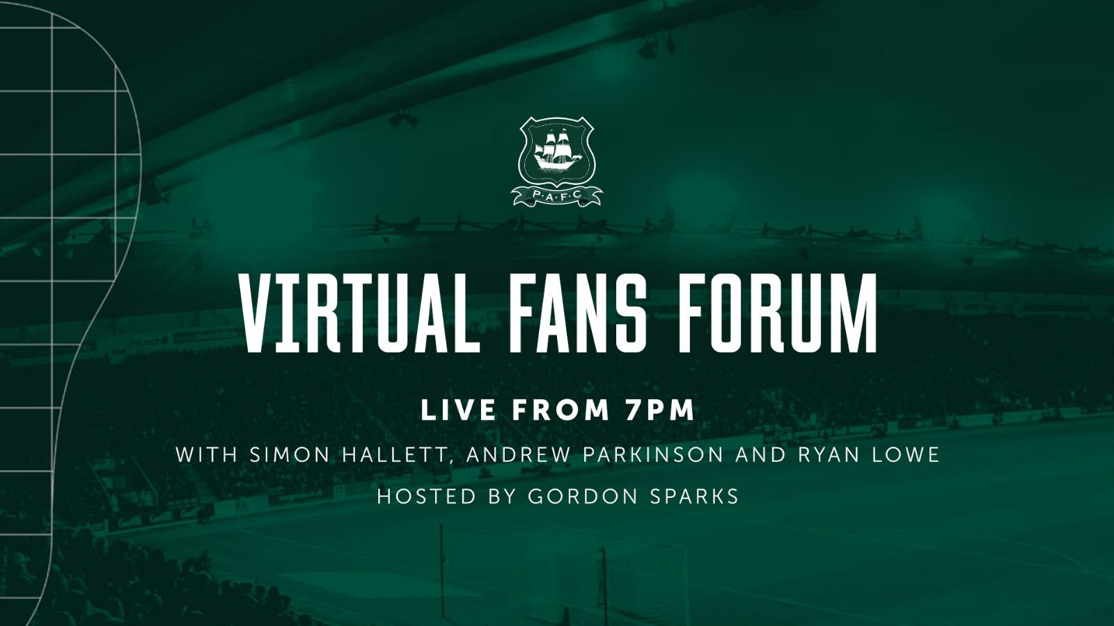Virtual Fans Forum