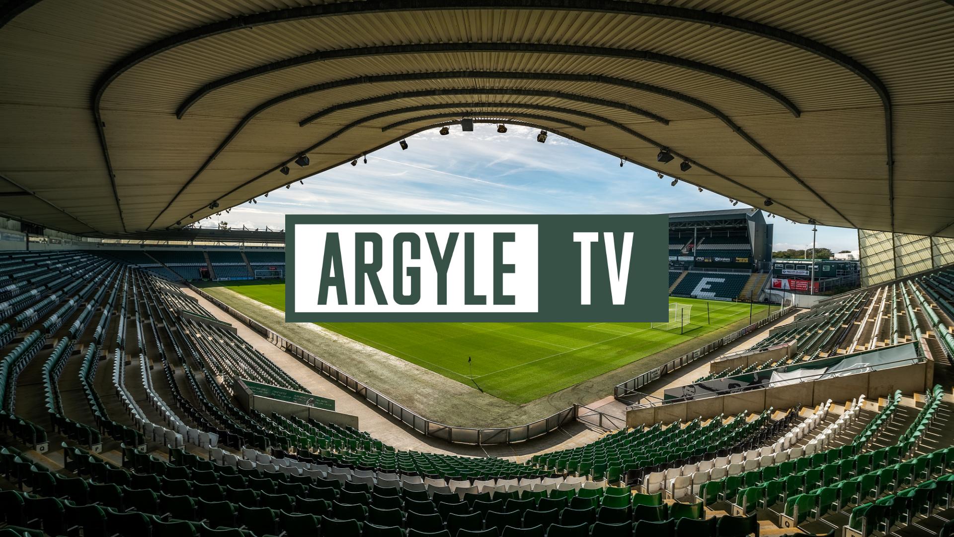 argyle tv main header