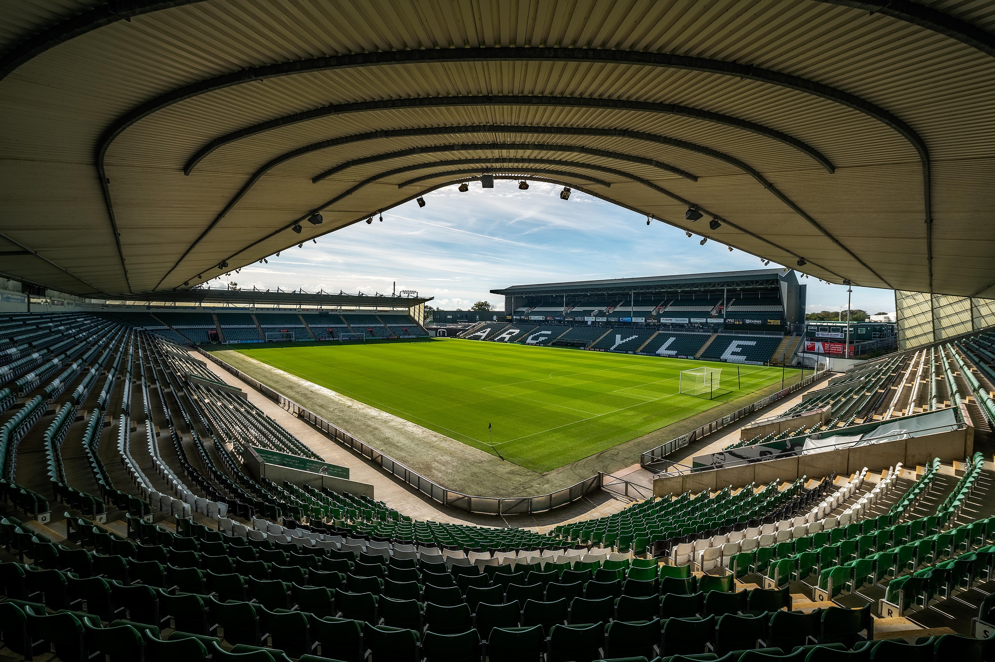 Home Park Stadium