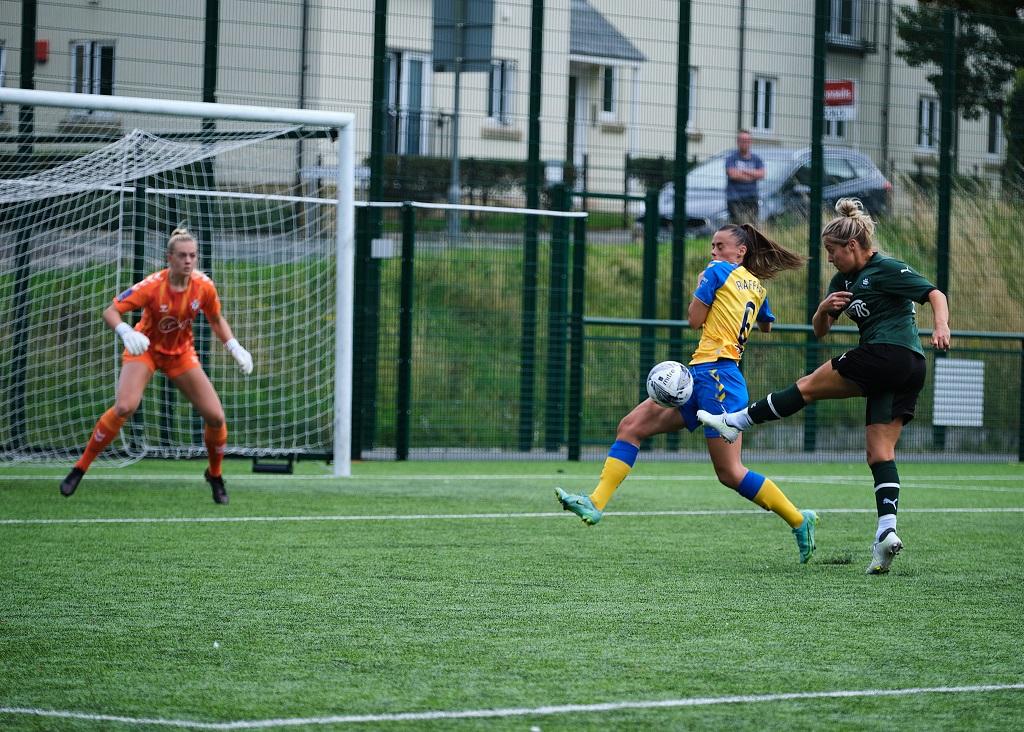 Argyle Women 0-3 Saints Women