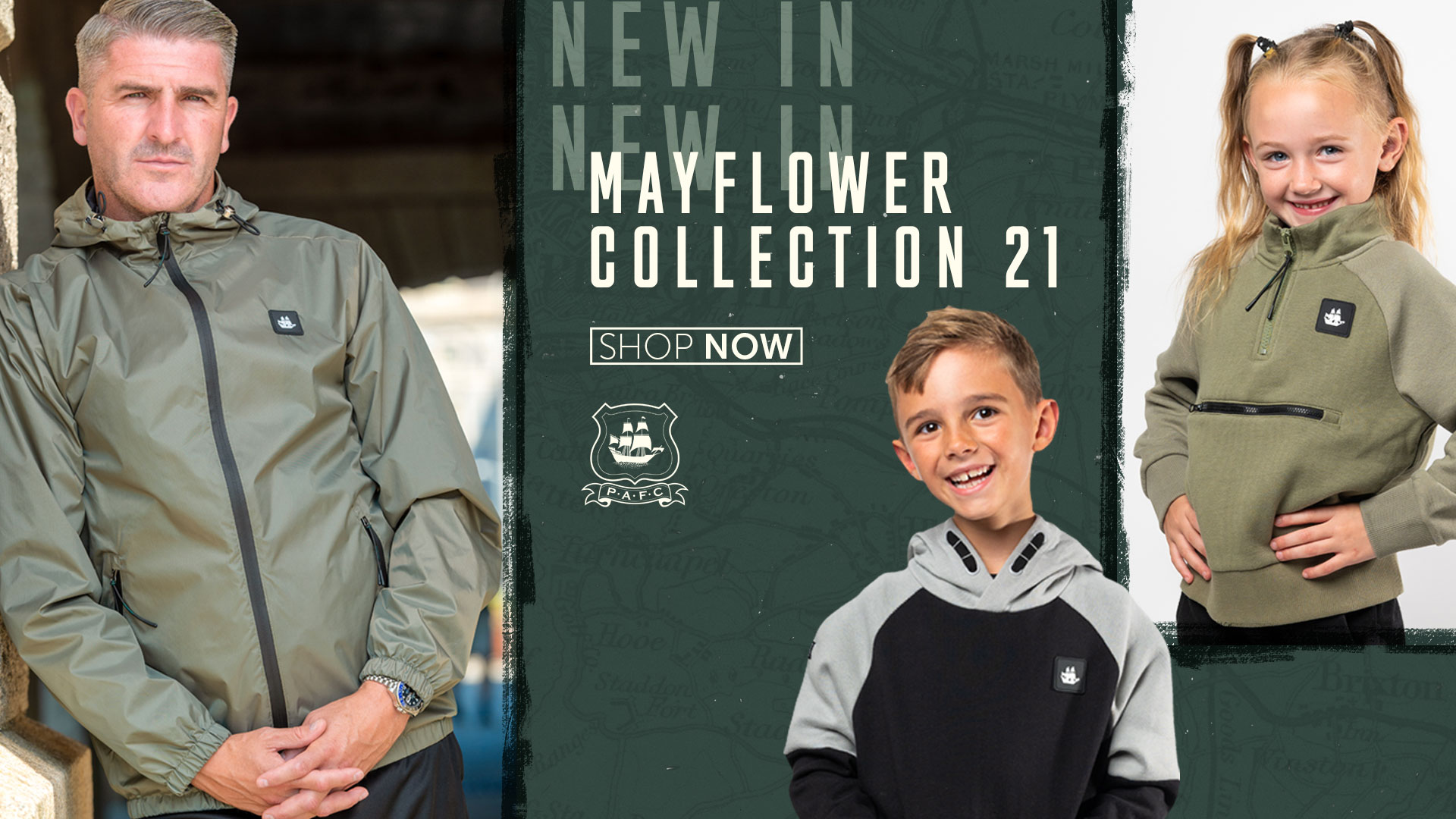 Mayflower Collection 2021