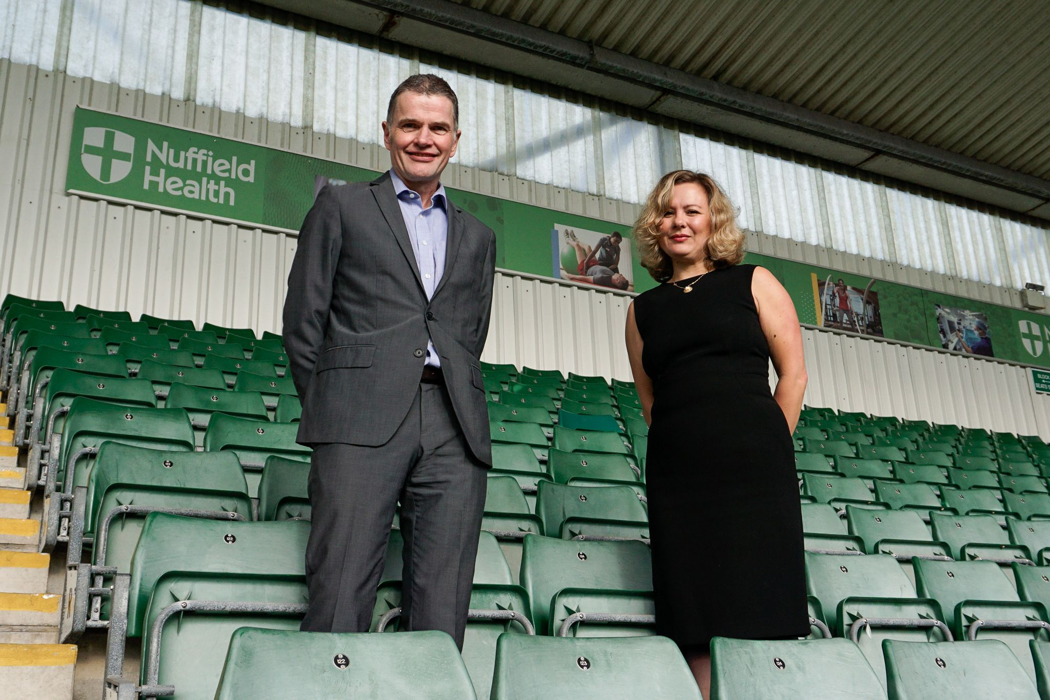 Nuffield Health and Argyle extend agreement
